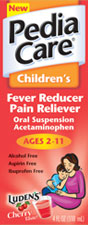 PediaCare Children's Fever Reducer/Pain Reliever