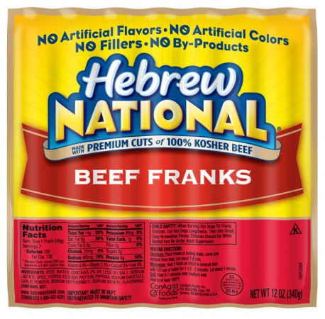 hebrew national hotdogs stupid lend support weiners nomination imagine jokes