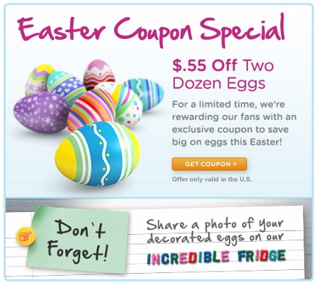 Egg Coupon