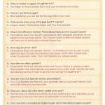 Safeway Just4U FAQ