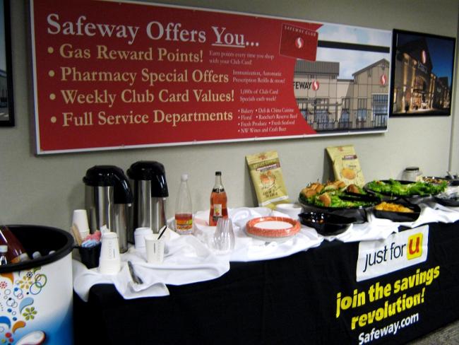 Safeway Luncheon