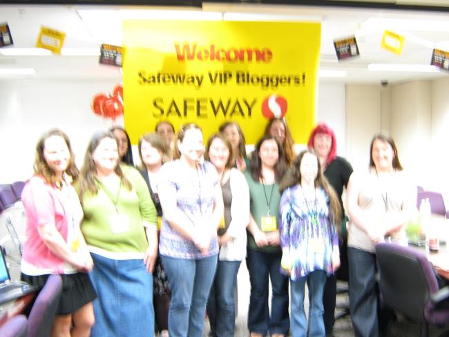 Safeway VIP Bloggers