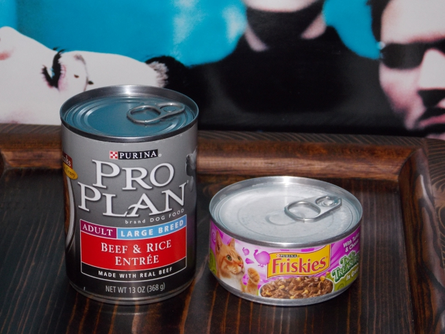Free pet food from PetCo
