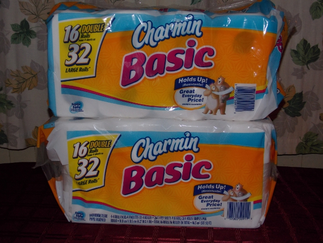Cheap Charmin from Staples