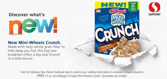 Free Frosted Mini-Wheats